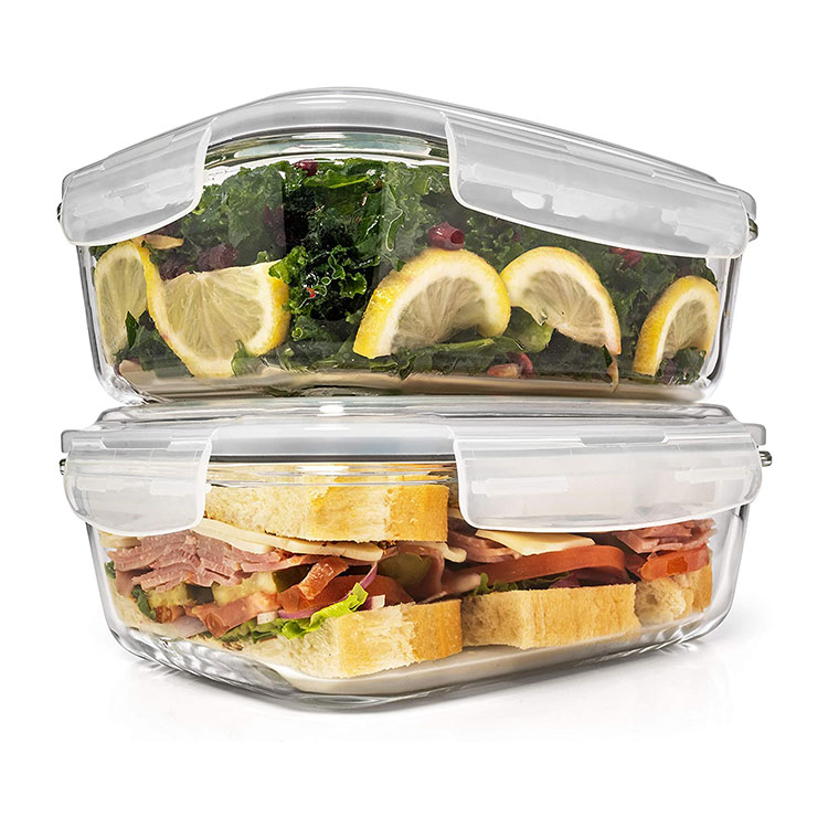 Large Size Freezer-Safe Airtight Container